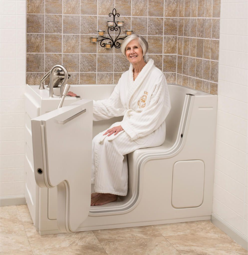 Safe Design Solutions for Senior Friendly Bathrooms | Elderly access ...