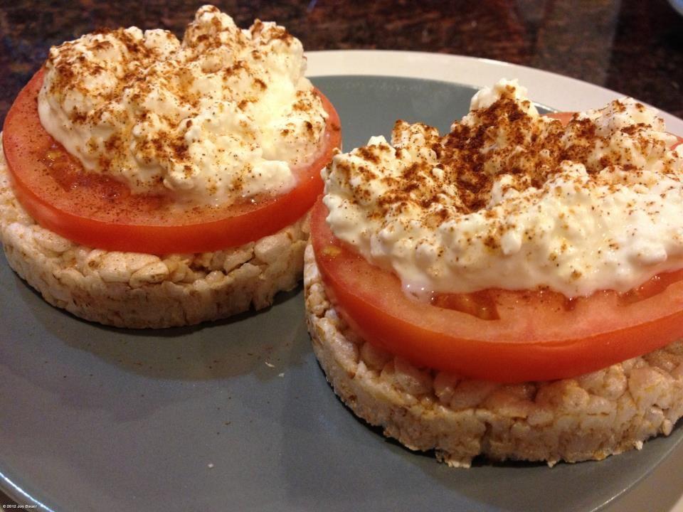 Low Calorie Rice Cake Recipes