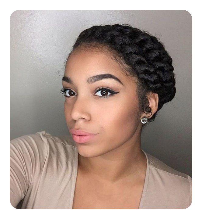 2018 Flat Twists Braid Ideas For womens_Twists Braid Hair