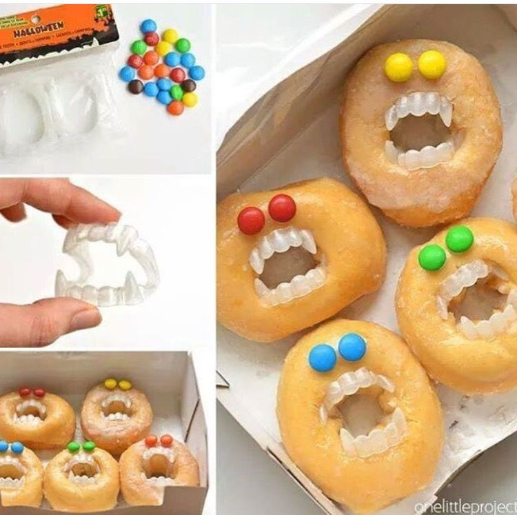 Cool Creepy Food Decoration Ideas For