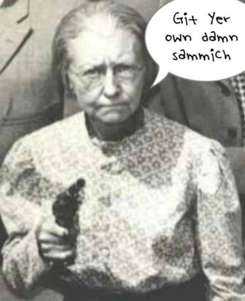 Irene Ryan Porn - Grannie from The Beverly Hillbillies
