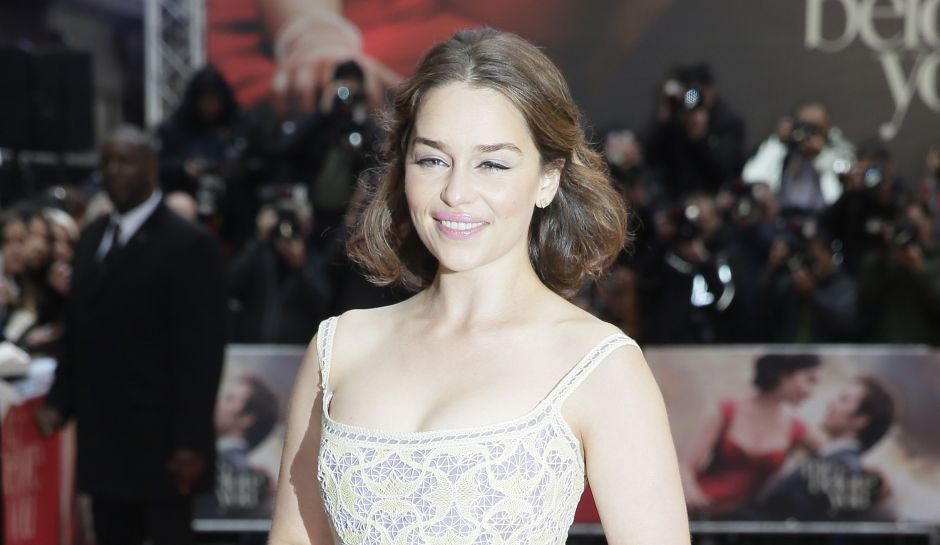 Emilia Clarke Gets Into Role With Rap, End Social Media Ban
