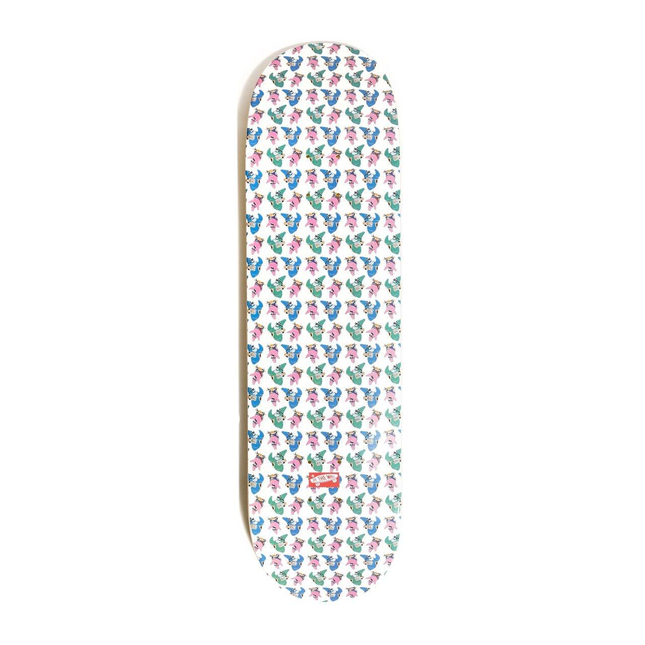 Vans Vault X Spongebob Squarepants Skateboard Deck // \
