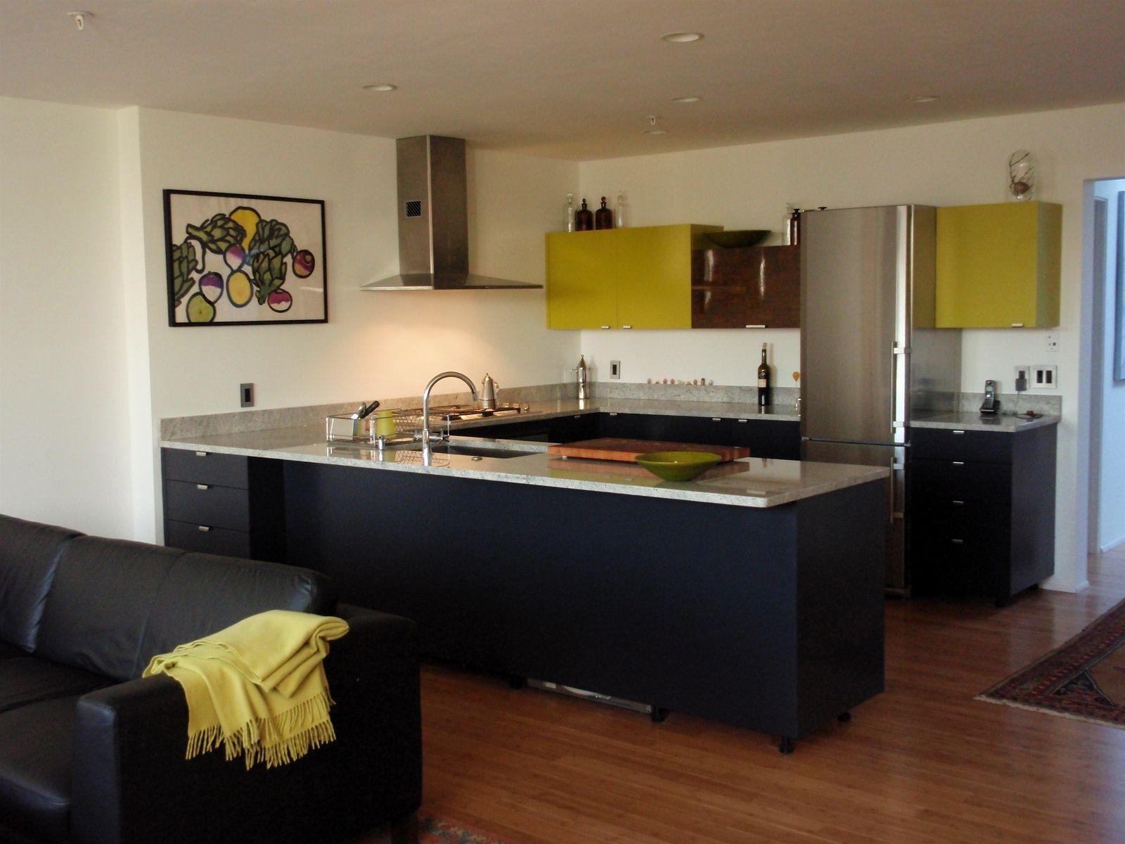 Loft Kitchen New Bedford Ma