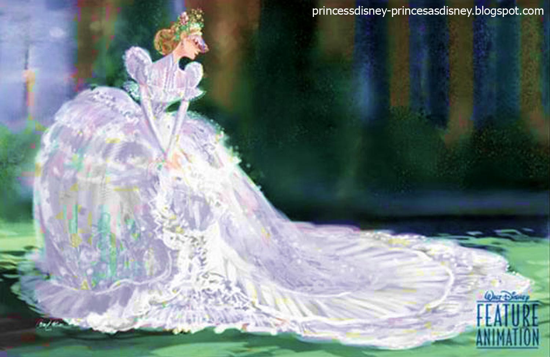 Disney concept art - Frozen