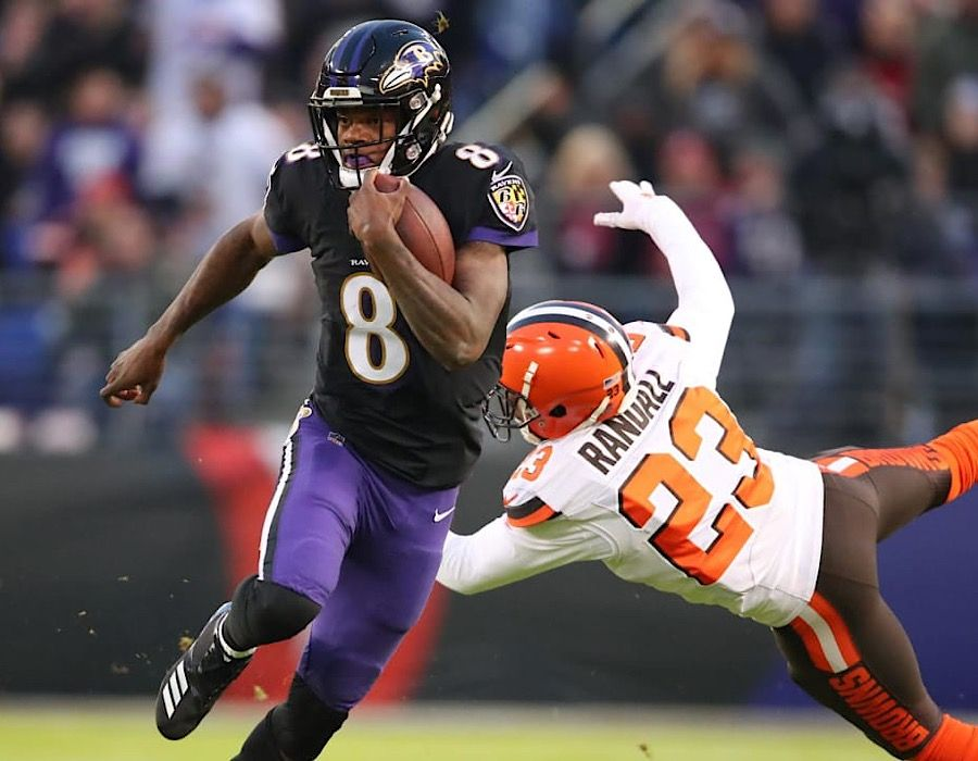 The greatness of Lamar Jackson was certified by a coach