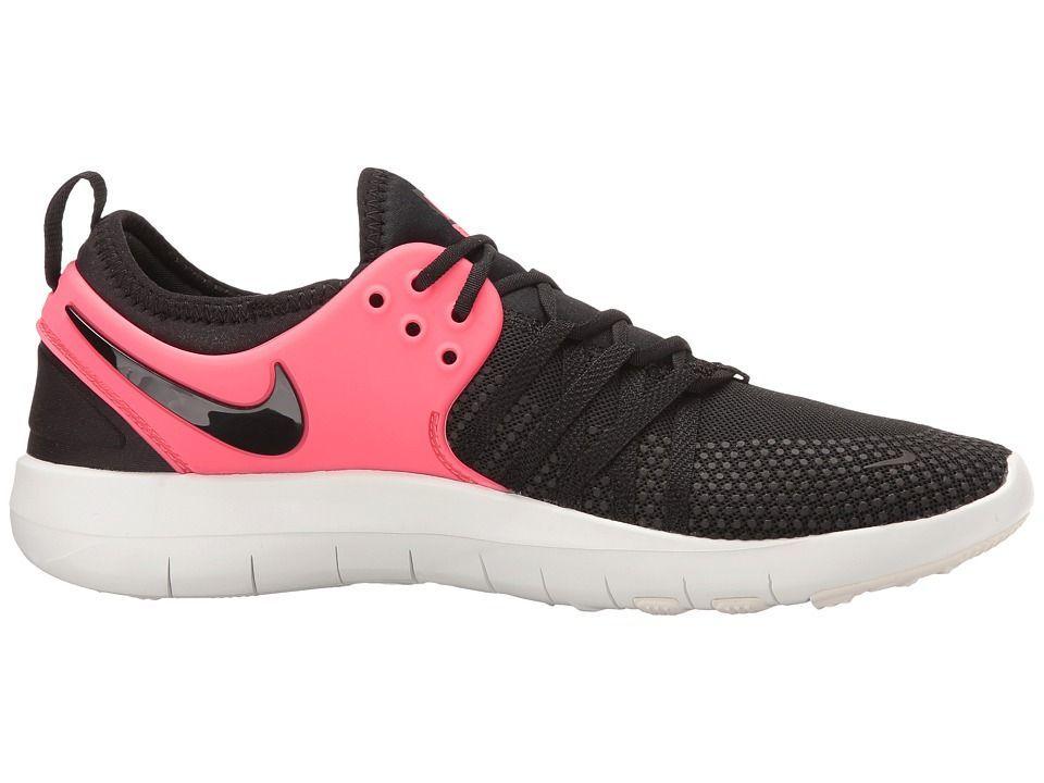 842b26900f78 Nike Free TR 7 Women s Cross Training Shoes Black Black Solar Red Summit  White