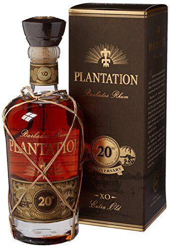 Plantation XO 20th Anniversary Rum 70 cl | Ron, Botellas y ...