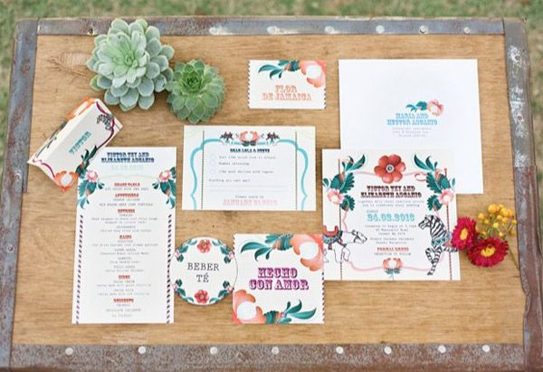Pin By KC Velasquez On Snail Mail Pinterest Cake Flowers - Wedding invitation templates: mexican wedding invitations templates