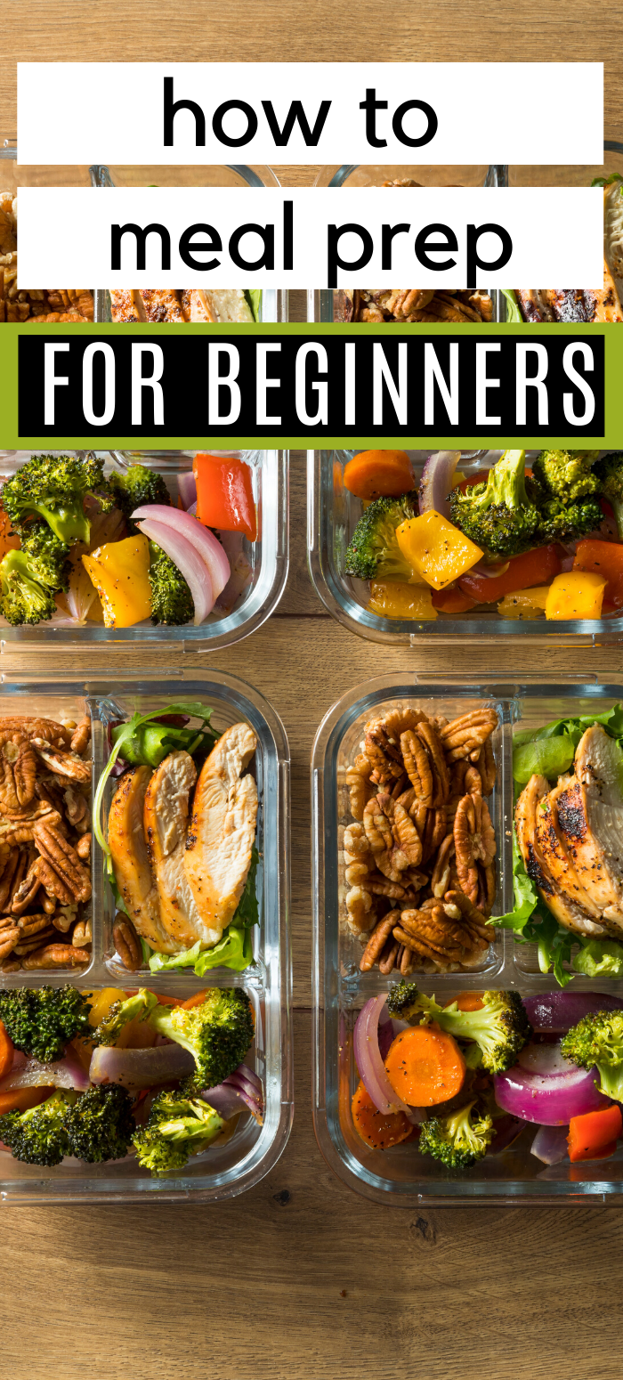 Meal Prep for Beginners -   19 meal prep recipes for beginners simple ideas
