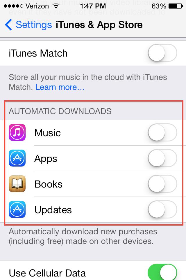 How To Speed Up Ios 7 On An Older Device Ios 7 Ios Ipad Apps