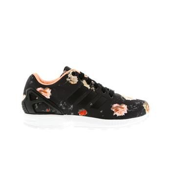 adidas zx flux roses blk