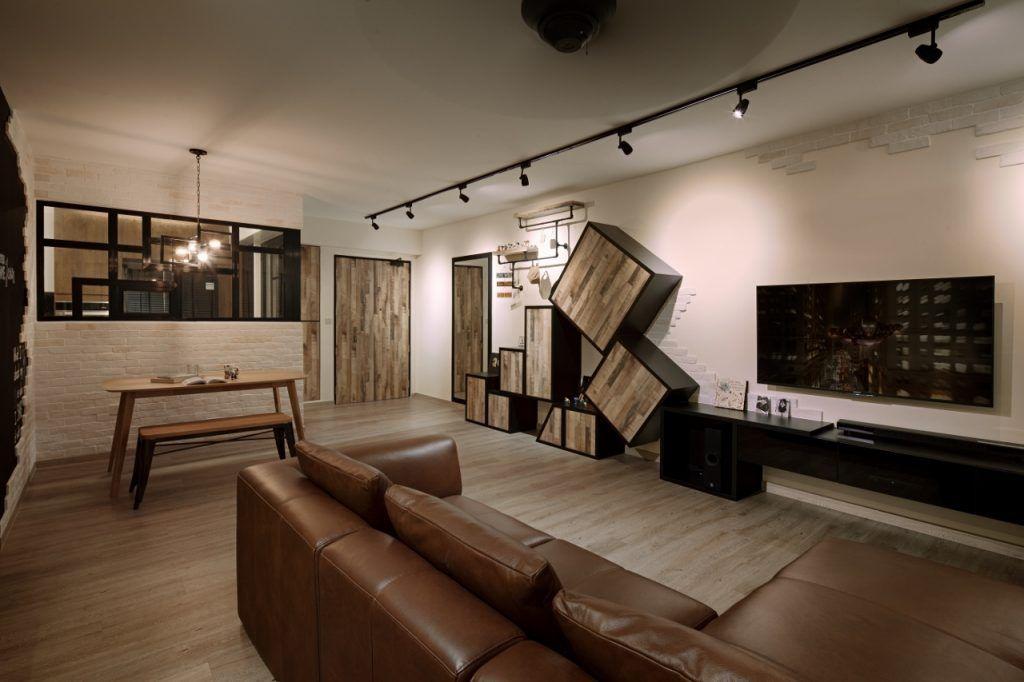Industrial, Nestr, Interior Design, Home Design, Style Guide final