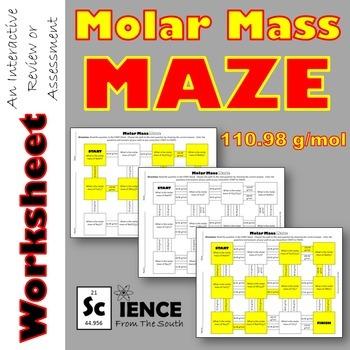 43+ Molar mass worksheet and key Live