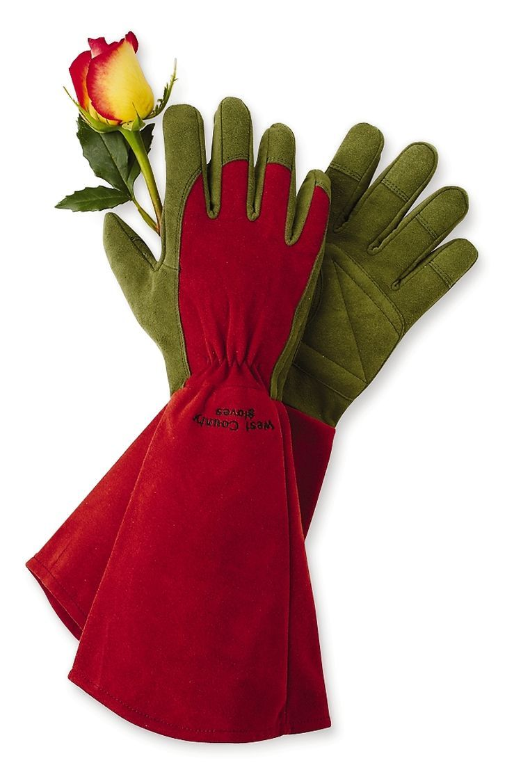 Rose Gloves For Pruning And Gardening Gardeners Com Gardening Gloves Gloves Fail Gifts