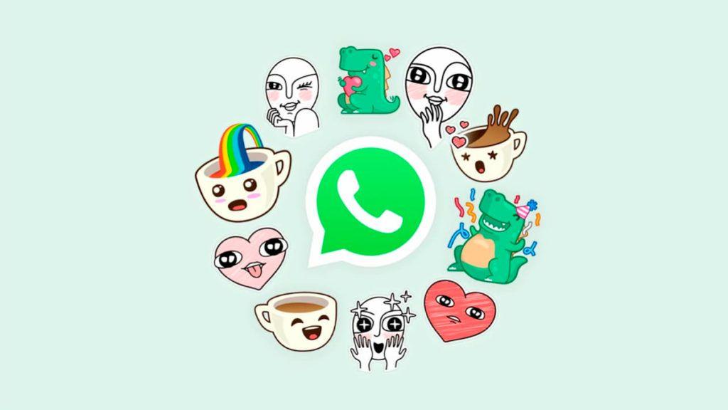 Whatsapp inicia testes com figurinhas animadas