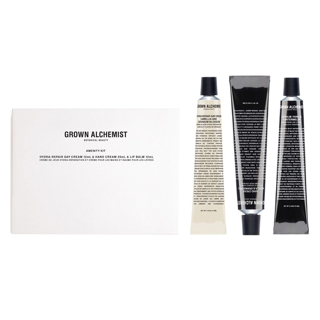 Amenity Kit: Lip Balm 12ml & Hand Cream 20ml & Hydra-Repair Day Cream…