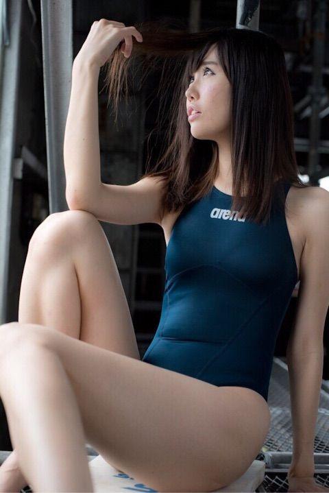 Badeanzug japanische Schule Sukumizu Mädchen einteilige Cosplay Badebekleidung
