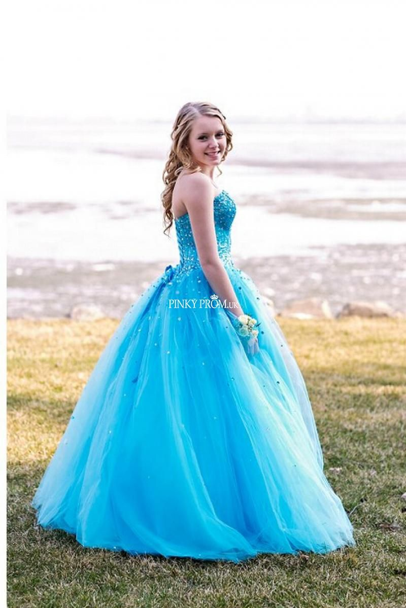 high school prom 2015 Cinderella Movie Dress at Junior year ...