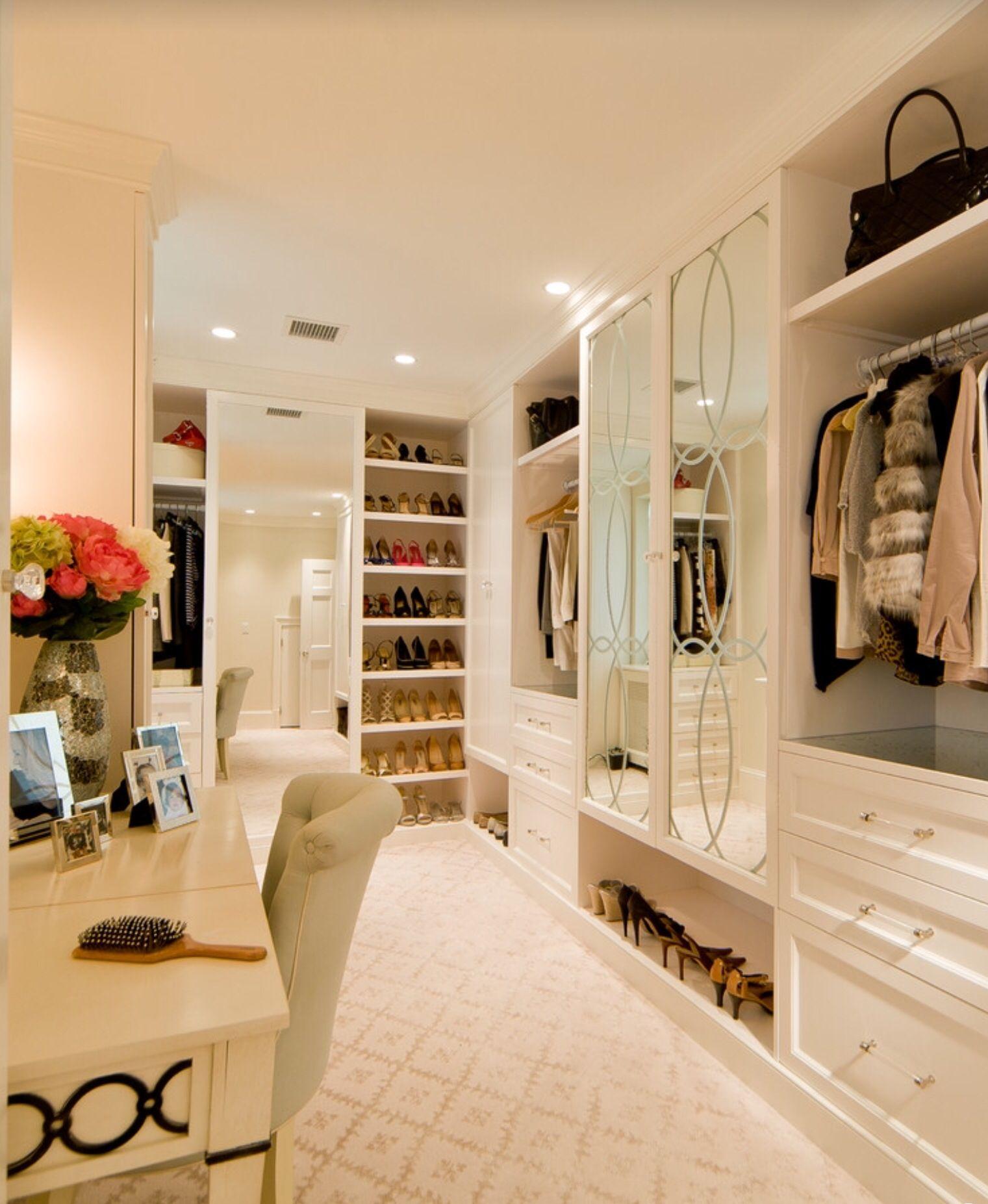 Walk in closets dressing room design - Houzz master bedroom walk in closets ...