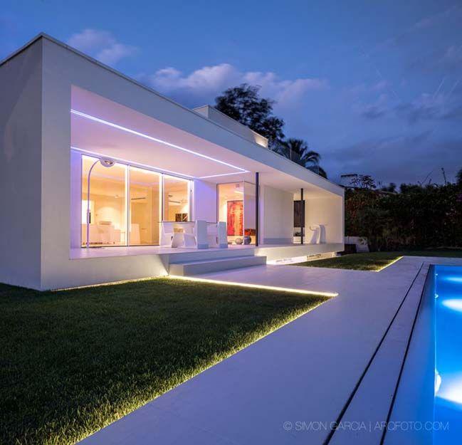 Mediterranean Style Modular Homes: Luxury Mediterranean House With 21st Century Technologies