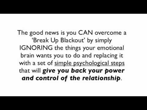 Make your ex girlfriend want you back