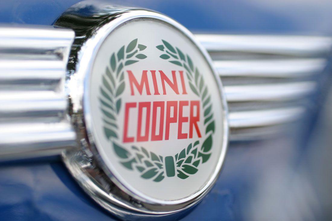 Mini Cooper Mini Cooper Mini Emblems