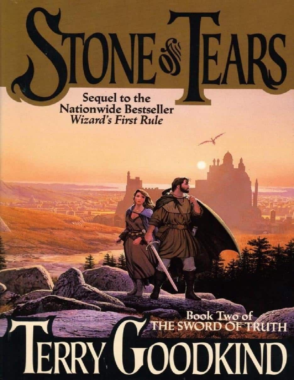 Terry Goodkind: Love and Hate Under One Cover 7