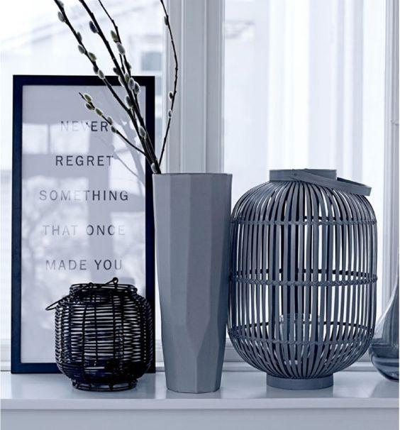 Fensterbank dekorieren – hier finden Sie Gestaltungsideen ohne Blumen!