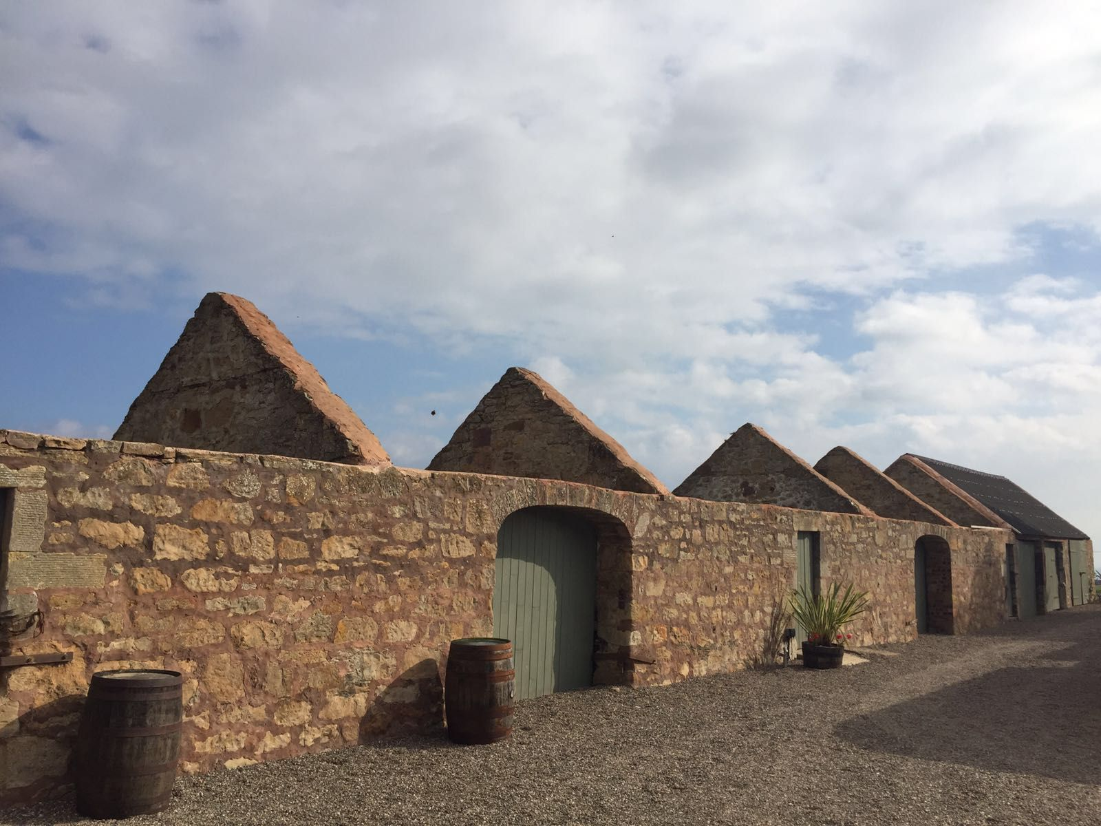 The Cow Shed In Crail Fife Diy Scottish Wedding Venue Crail