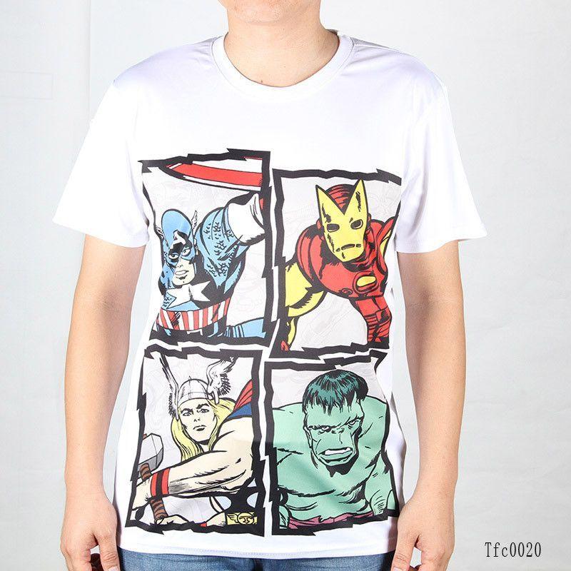 Classic Marvel's Avengers T-shirt
