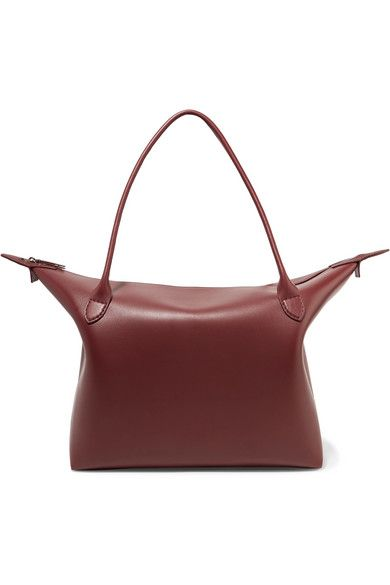 THE ROW Lux lovely leather tote