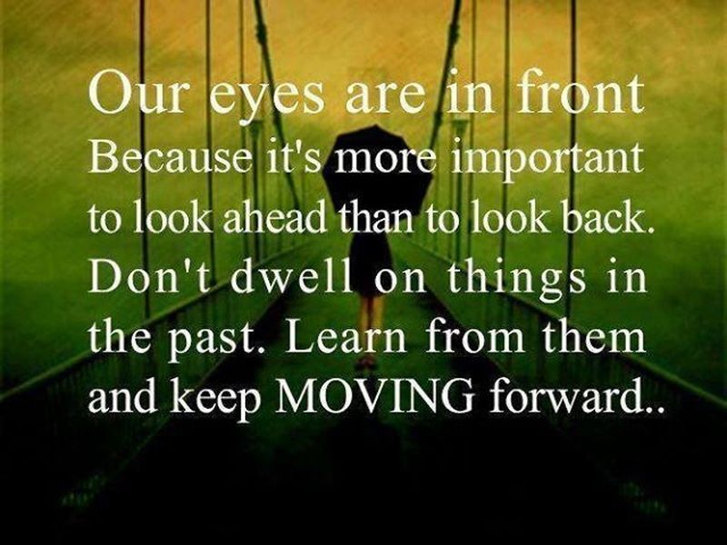 Learn To Move On With These Get Back On Track Quotes Fitness