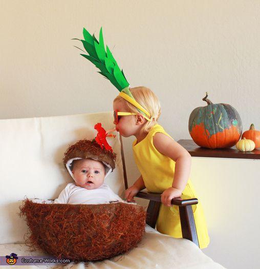 Pina Colada - Halloween Costume Contest at Costume-Works - kid halloween costume ideas