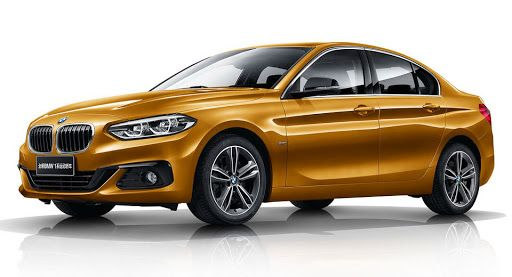 Bmw Details China Only 1 Series Sedan Ahead Of Launch Coolrides