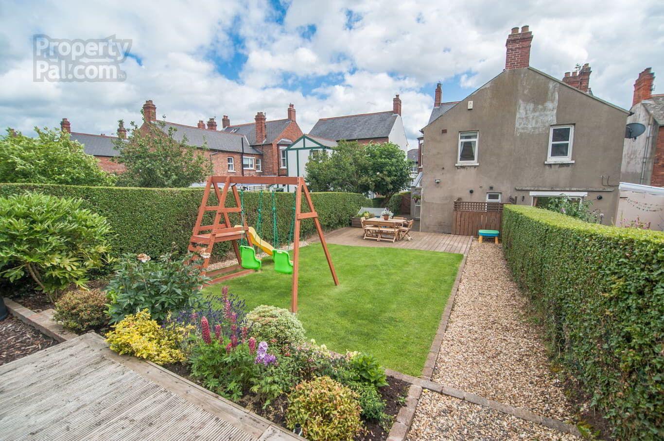 10 Ebrington Gardens, Belfast #garden | Small garden ...