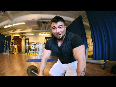 Team M&M Gymlog 6 - ABS - YouTube