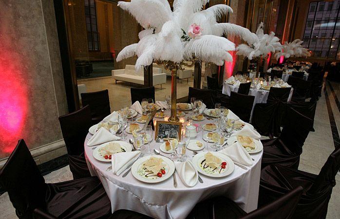 Harlem Renaissance Wedding Theme