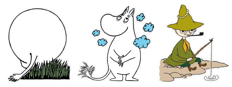 Tämä on virallinen Muumi Emojit sovellus – Moomijit, kuten me sanomme!  Taitelija ja kirjailija Tove Jansson loi Muumit vuonna...