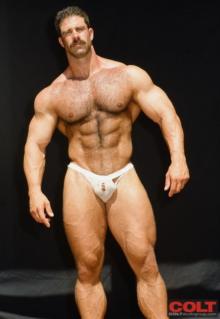 Gay porn hunk muscle