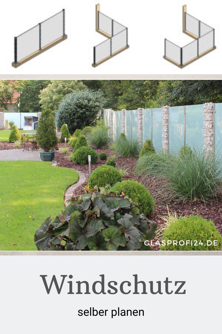 Moderner Windschutz Setzen Sie Ihre Gestaltungsideen Im Garten In