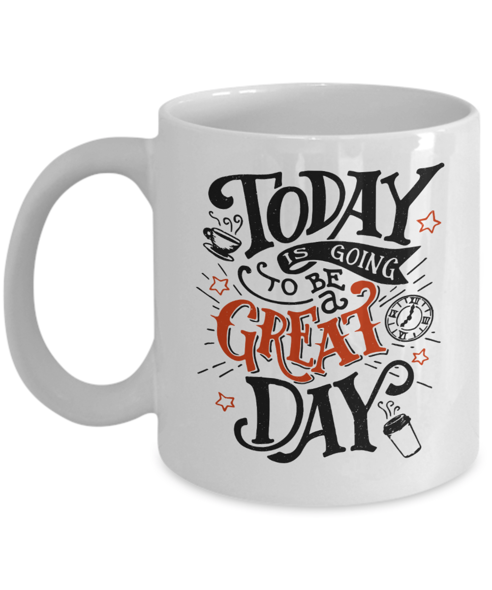 This inspirational #coffeemug makes a great #gift for your ...