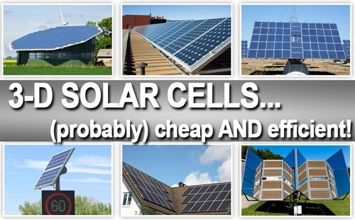 Best Solar 3D Looks To Integrate 3 D Solar Cells Into Roof 400 x 300