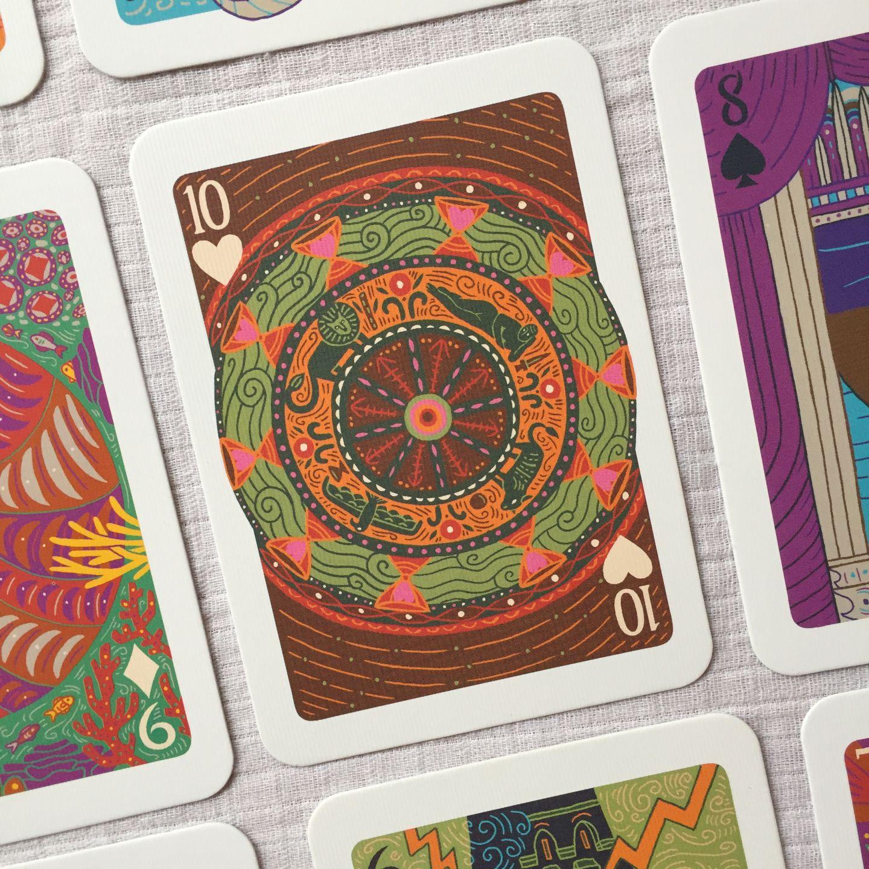 A guide to reading with the illuminated tarot tarot
