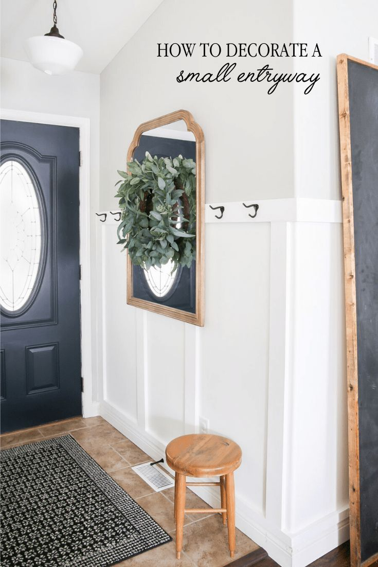 Neutral Home Decor Tips on how to decorate a small entryway in your home to add character and charm. Your guests will be greeted by such an inviting space! #smallentryway #entryway #homedecor #smallspaces.Neutral Home Decor  Tips on how to decorate a small entryway in your home to add character and charm. Your guests will be greeted by such an inviting space! #smallentryway #entryway #homedecor #smallspaces