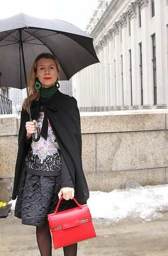 Street Style: The Heavy-Hitters at New York Fashion Week | StyleCaster