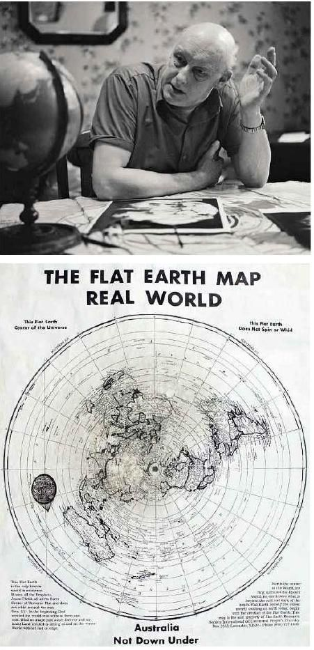 Flat earth debate truthevidence pinterest gumiabroncs Image collections