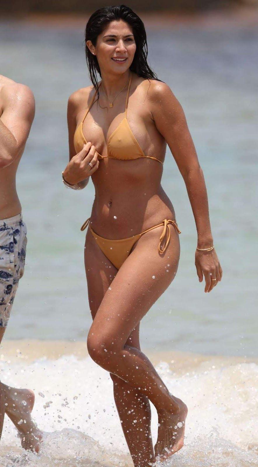 Pin By Scott S On Hot In 2021 Bikinis Bondi Beach Orange Bikini