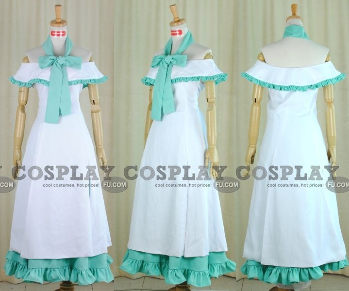 Smith and Tyler Nightingale Cosplay Costume not a huge cosplay fan but this  is cool Hatsune Miku Alice Human Sacrifice cosplay costume!