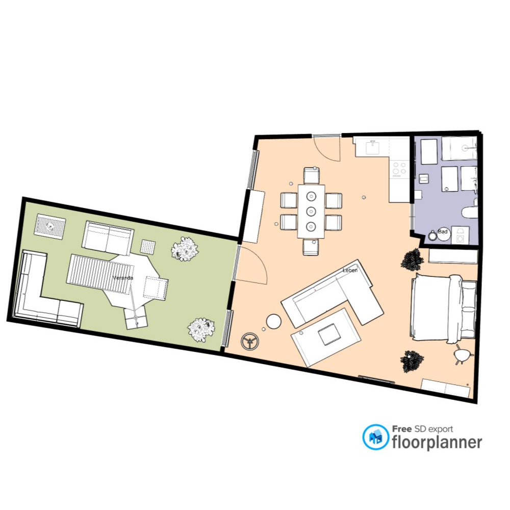 Very Interesting Set Up Made On Flooplanner Com Create Floor Plan Floor Plans Interior Design Software